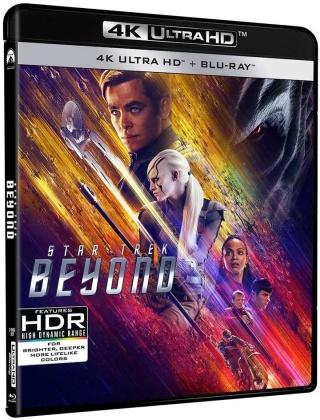 Star Trek 13 - Beyond (2016) (Riedizione, 4K Ultra HD + Blu-ray)