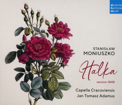 Capella Cracoviensis, Stanislaw Moniuszko (1819-1872) & Jan Tomasz Adamus - Halka (2 CDs)