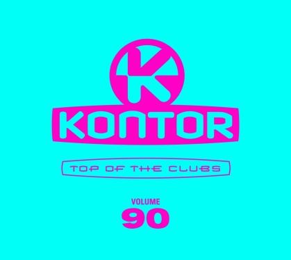 Kontor Top Of The Clubs Vol. 90 (4 CD)