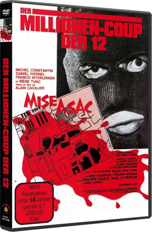 Der Millionen-Coup der Zwölf (1967) (Cover B, Limited Edition)