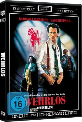 Wehrlos (1991) (Classic Cult Collection, HD-Remastered, Uncut)