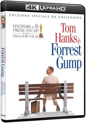Forrest Gump (1994) (Neuauflage, 4K Ultra HD + Blu-ray)