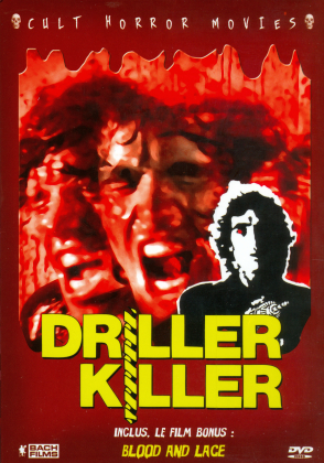 Driller Killer / Blood and Lace (Cult Horror Movies)
