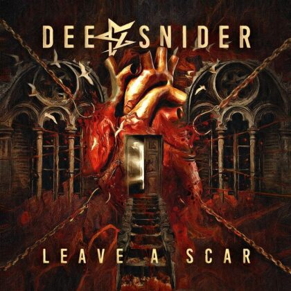 Dee Snider (Twisted Sister) - Leave A Scar (Japan Edition)