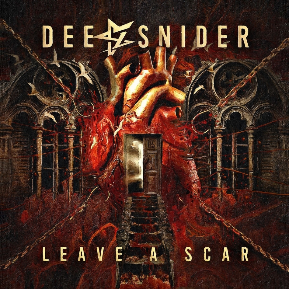 Dee Snider (Twisted Sister) - Leave A Scar