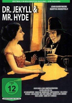 Dr. Jekyll und Mr. Hyde - Kolorierte Fassung + s/w Fassung (1920)