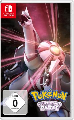 Pokemon Leuchtende Perle (German Edition)
