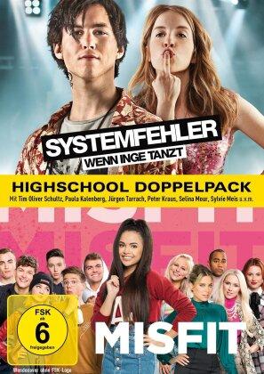 Systemfehler - Wenn Inge tanzt / Misfit - Highschool Doppelpack (2 DVDs)