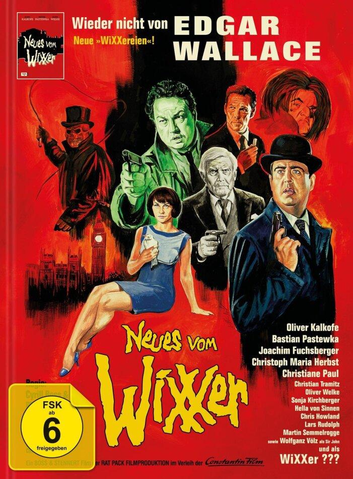 Neues vom Wixxer (Mediabook, 2 Blu-rays)