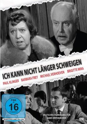 Ich kann nicht länger schweigen (1962)