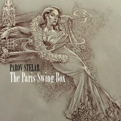 Parov Stelar - The Paris Swing Box (Colored, 2 LPs)