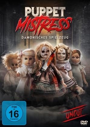 Puppet Mistress - Dämonisches Spielzeug (2018) (Uncut)