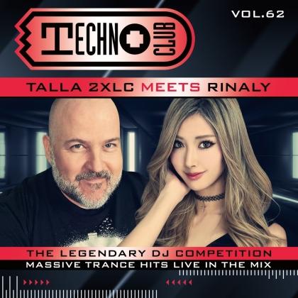 Techno Club Vol. 62 (Limited Edition, 2 CDs)