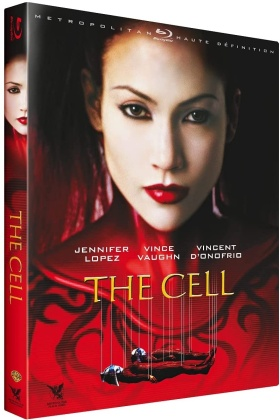 The Cell (2000) (Blu-ray + DVD)