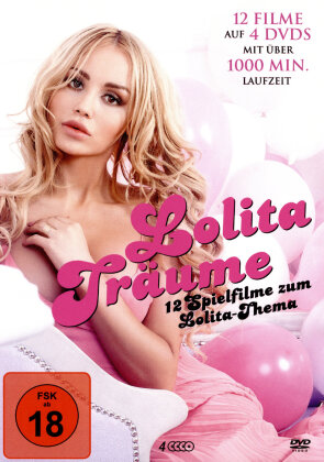 Lolita Träume Box (4 DVDs)