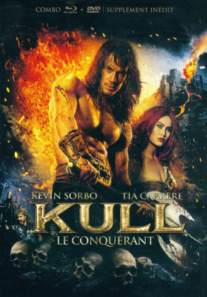 Kull - Le Conquérant (1997) (Limited Edition, Blu-ray + DVD)