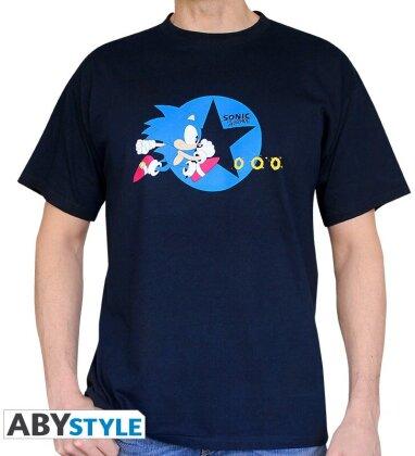 T-shirt - Sonic - Running - Homme - XL