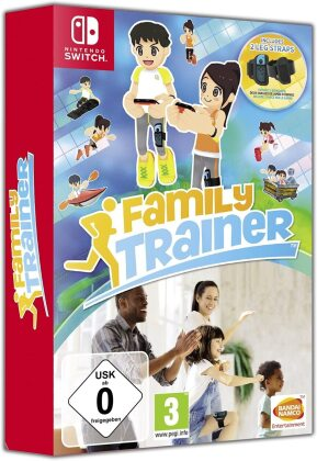 Family Trainer - (inkl. Beingurte)