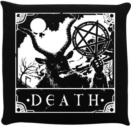 Deadly Tarot: Death - Cushion