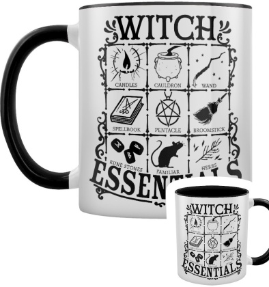 Witch Essentials - Black Inner 2-Tone Mug