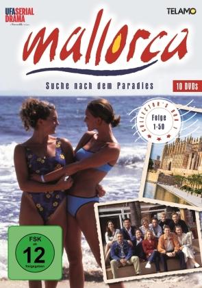 Mallorca - Suche nach dem Paradies - Collector's Box 1 (10 DVDs)