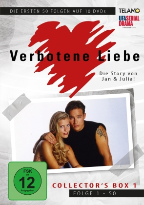 Verbotene Liebe - Collector's Box 1 - Folge 1-50 (10 DVDs)