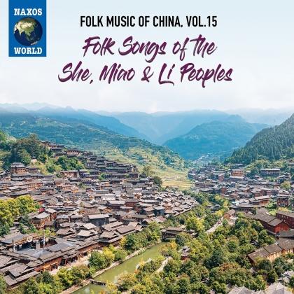 Folk Music of China - Vol.15