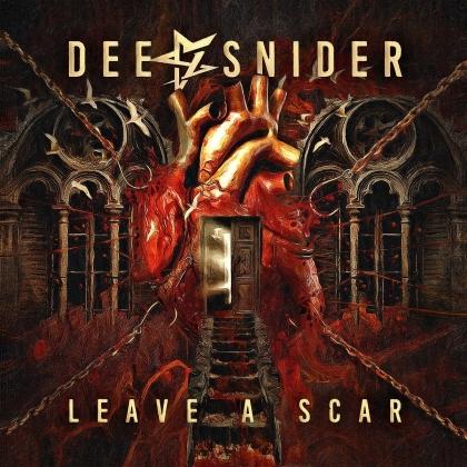 Dee Snider (Twisted Sister) - Leave A Scar (Gatefold, LP)