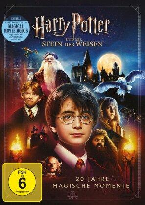 Harry Potter und der Stein der Weisen - Magical Movie Mode (2001) (Jubiläumsedition, 2 DVDs)