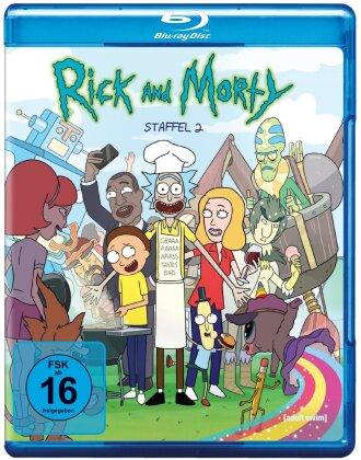 Rick and Morty - Staffel 2 (Neuauflage)