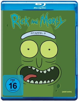 Rick and Morty - Staffel 3 (Neuauflage)
