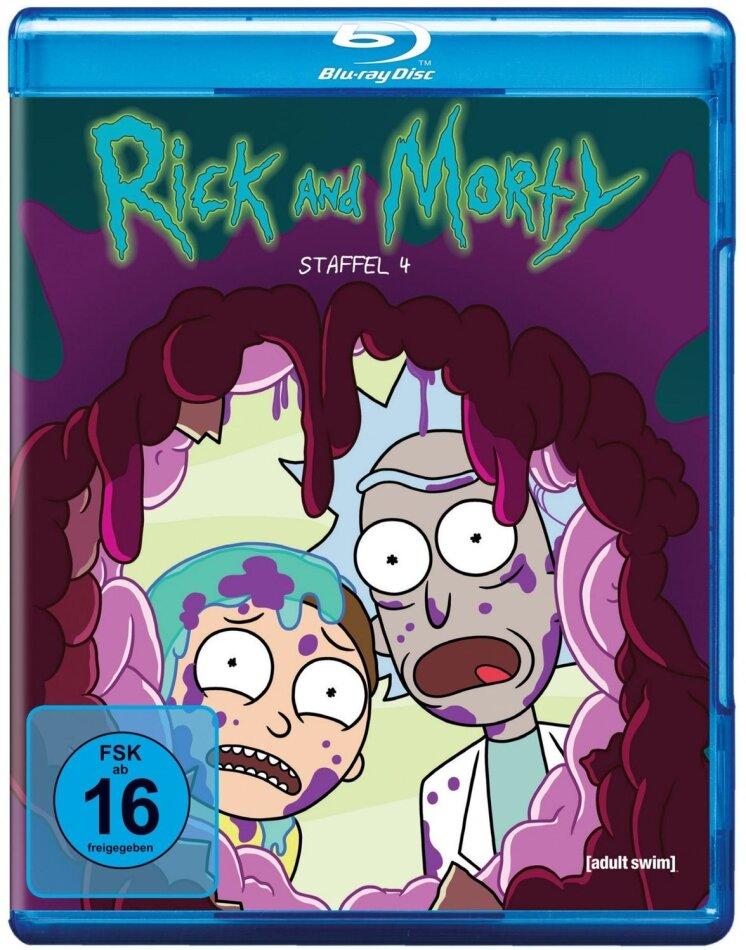 Rick and Morty - Staffel 4