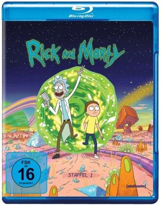 Rick and Morty - Staffel 1 (Neuauflage)