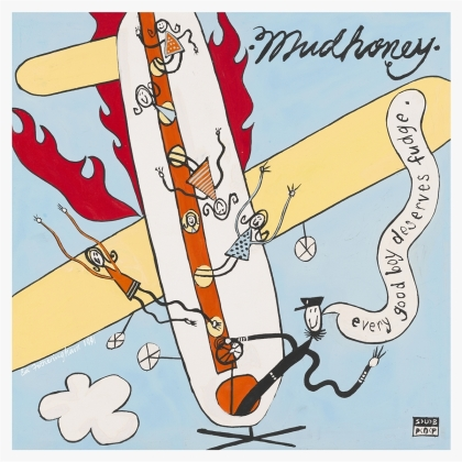 Mudhoney - Every Good Boy Deserves Fudge (2021 Reissue, Subpop, 30th Anniversary Edition, 2 CDs)
