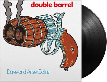 Dave Collins & Ansel Collins - Double Barrel (Music On Vinyl, 2021 Reissue, Black Vinyl, LP)