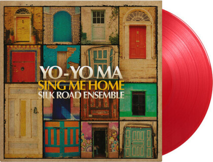 Yo-Yo Ma & Silk Road Ensemble - Sing Me Home (2021 Reissue, Music On Vinyl, Gatefold, Limited to 5000 Copies, Translucent Red Vinyl, 2 LPs)