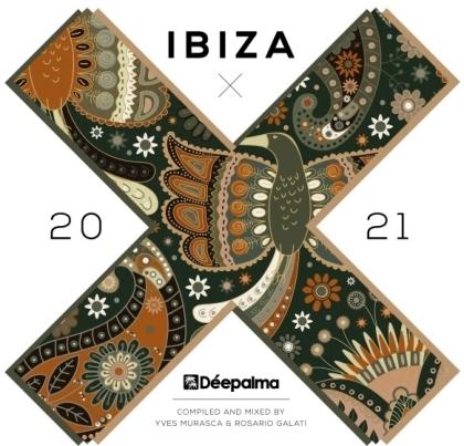 Deepalma Ibiza 2021 (3 CDs)