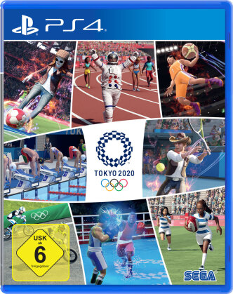 Olympische Spiele Tokyo 2020 - Das offizielle Videospiel (German Edition)