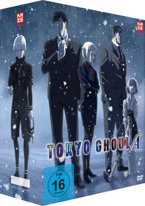 Tokyo Ghoul Root A - Staffel 2 (Gesamtausgabe, 4 DVDs)