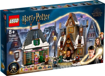 Besuch in Hogsmeade - Lego Harry Potter,