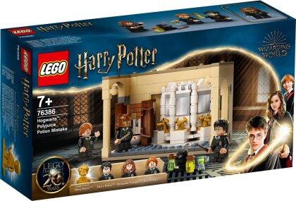 Hogwarts Misslungener Vielsaft- - trank, Lego Harry Potter,