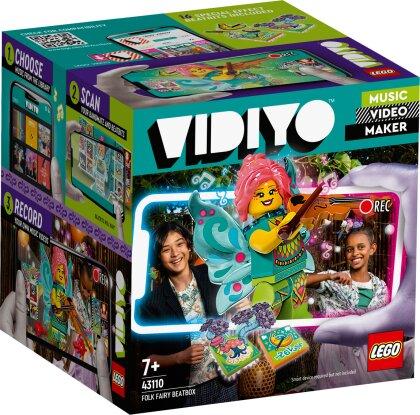 Folk Fairy BeatBox - Lego Vidiyo, 12 Teile,