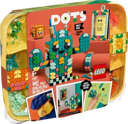 Kreativset Sommerspass - Lego Dots, 441 Teile,