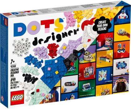 Ultimatives Designer-Set - Lego Dots, 779 Teile,