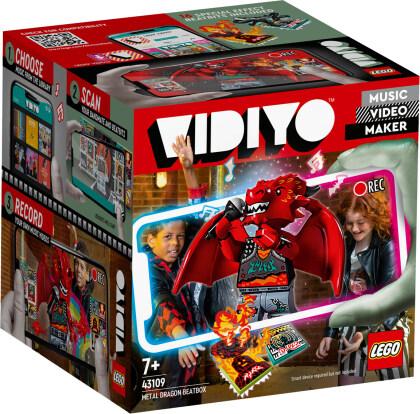 Metal Dragon BeatBox - Lego Vidiyo, 86 Teile,