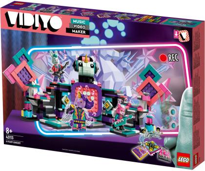 K-Pawp Concert - Lego Vidiyo, 514 Teile,