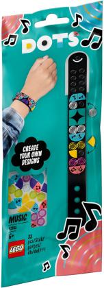 Musik Armband - Lego Dots, 33 Teile,