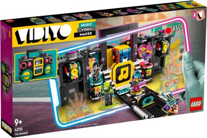 Boombox - Lego Vidiyo, 996 Teile,
