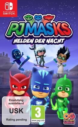 PJ Masks - Helden der Nacht
