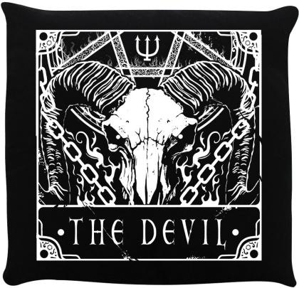 Deadly Tarot: The Devil - Cushion